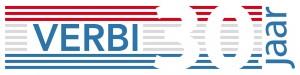 Logo VERBI 30 jaar-def